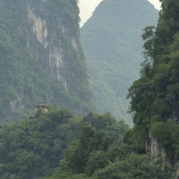 龙胜(Longsheng) to 贺州(Hezhou)