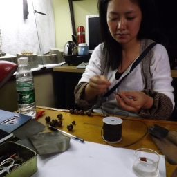 Rosaries, Small Business, and the Environment: Justine's Story