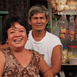 Humans of Climate Change: Eva Postre, Tacloban, the Philippines