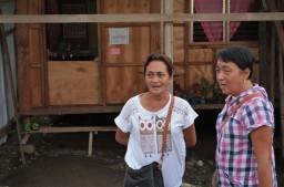 Humans of Climate Change: Imelda Rona, Tacloban, Philippines