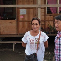Humans of Climate Change: Imelda Rona, Tacloban, Philippines