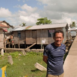 Humans of Climate Change: John Andrew Lajara, Tacloban, the Philippines