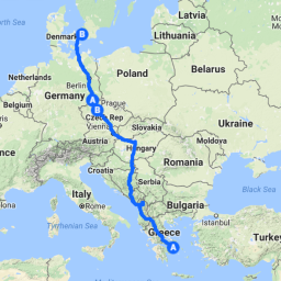 What's Next: Athens to Copenhagen